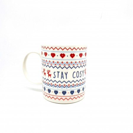 "Mug ""Stay Cosy"""
