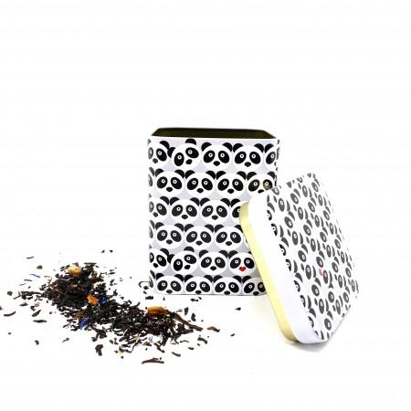 Boîte à thé Panda
