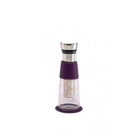Carafe à thé glacé - EVE - Copper Mauve